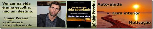 Júnior Pereira auto-ajuda e motivação