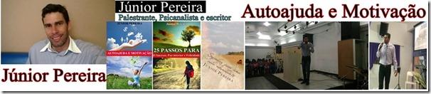Palestrante Júnior Pereira, Livros de autoajuda