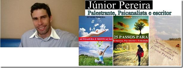Vencendo as guerras interiores. Palestrante Júnior Pereira, Auto ajuda e Motivação.