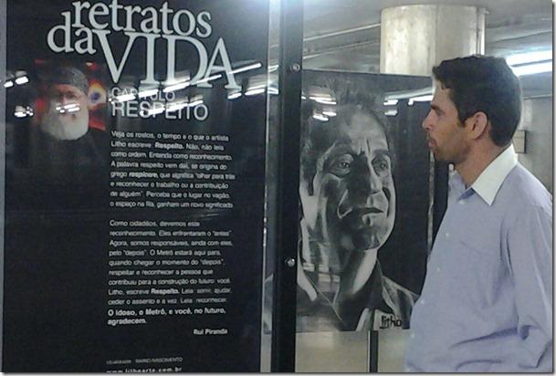 Retratos da vida. Palestrante Júnior Pereira, Auto ajuda e Motivação.