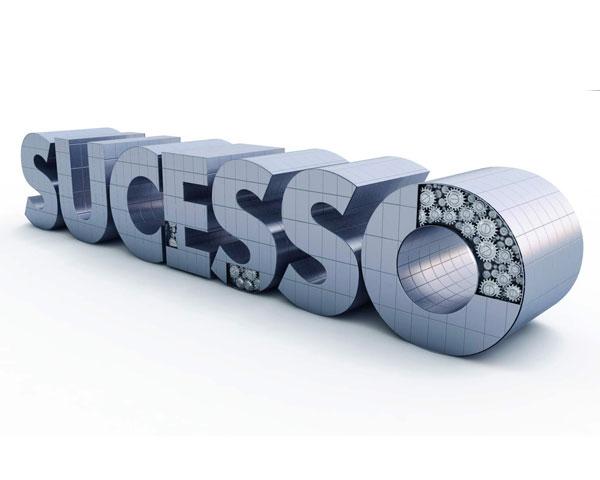 Uma vida de sucesso é determinada pelas atitudes que tomamos. Palestrante Junior Pereira, Auto ajuda e Motivação.
