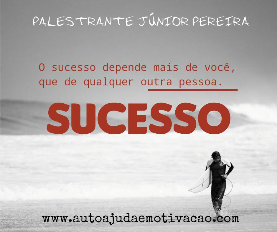 Foco no objetivo. Por Palestrante Júnior Pereira, Auto ajuda e Motivação.