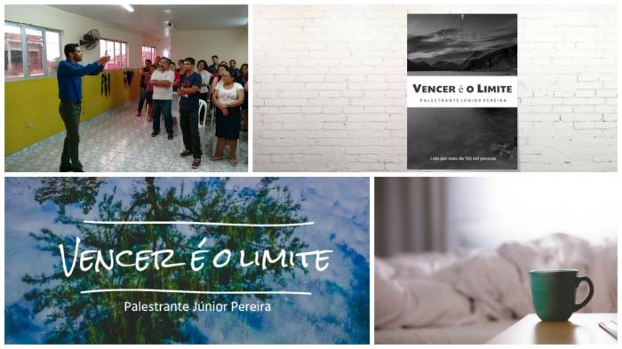 Prisões mentais, como sair delas Por Palestrante Júnior Pereira, Auto ajuda e motivação.