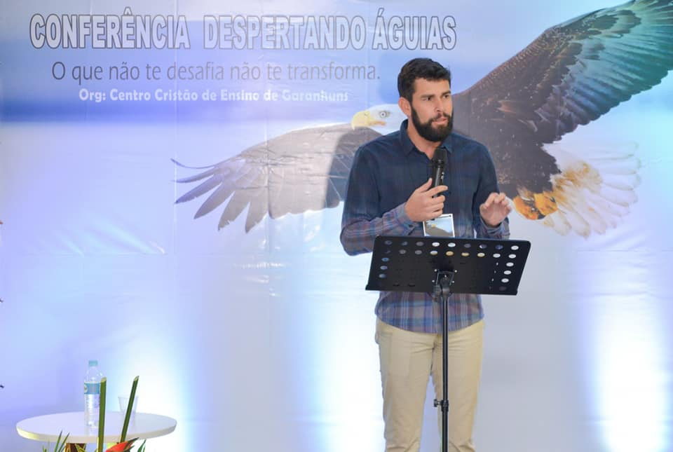 Pastor José Pereira Júnior